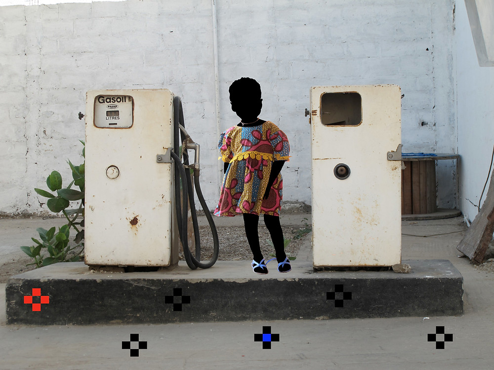 Saïdou Dicko sur Kelen, promotion de l'art africain