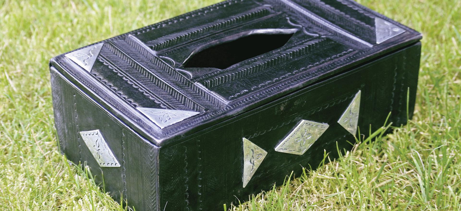 Touareg Kleenex box