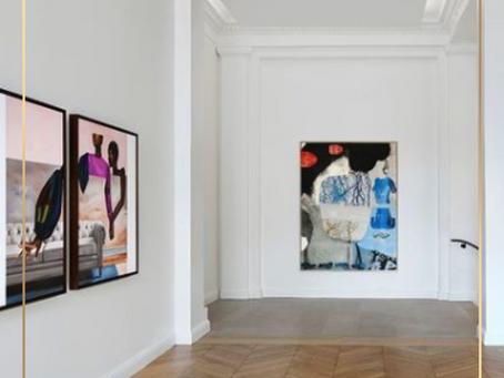Mariane Ibrahim installe sa galerie dans la capitale parisienne.