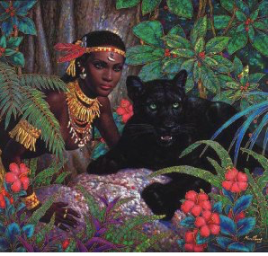 Karl Bang on Kelen, African Art event manager