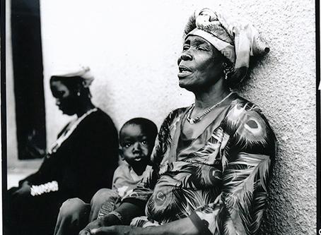 Portrait d'artistes... Zoom sur Laeila Adjovi, photographe engagée