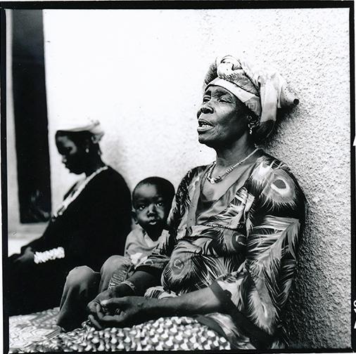 Laeila Adjovi sur Kelen, promotion de l'art africain