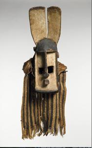 L'art Dogon, masque de cervelé, Kelen, promotion de l'art africain