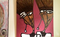 Kara Fall artworks on Kelen