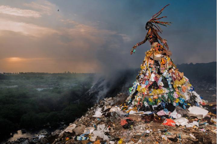 Fabrice Monteiro on Kelen, African art promotion