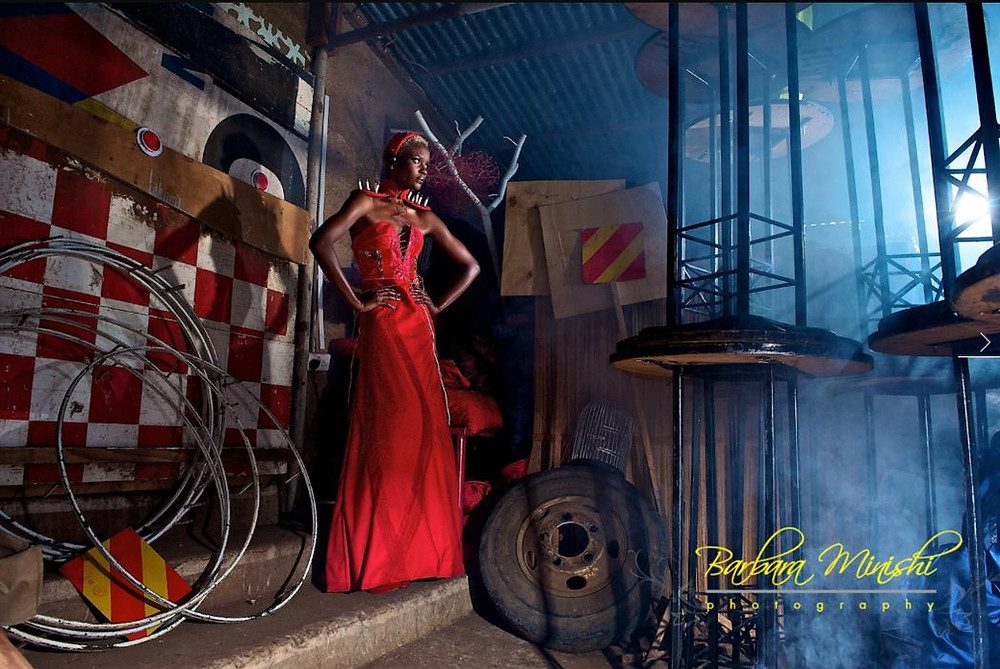 Barbara Minishi on Kelen, African art promotion