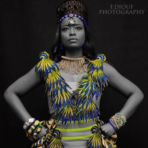Portrait de la reine de Saba