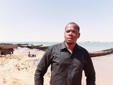 À la découverte de Seydou Traoré : un jeune artiste malien prometteur.