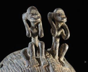 L'art Dogon sur Kelen, promotion de l'art africain