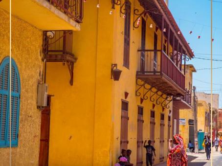 Saint-Louis du Sénégal : ville de  jazz, d'arts et d'histoire...