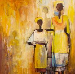 La complicité entre mère et fille