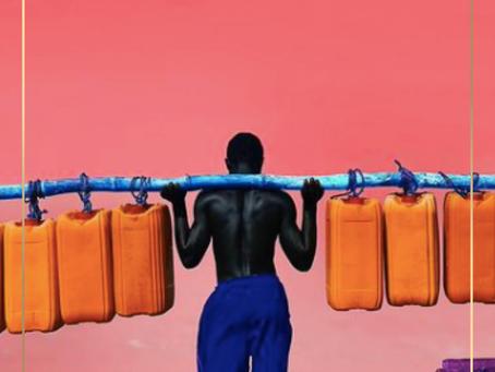 8 choses à savoir sur l'artiste Ghanéen Prince Gyasi .