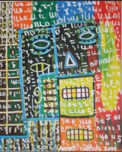 Tallafe artworks on Kelen