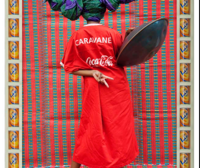 Artists' portrait... Zoom on Hassan Hajjaj
