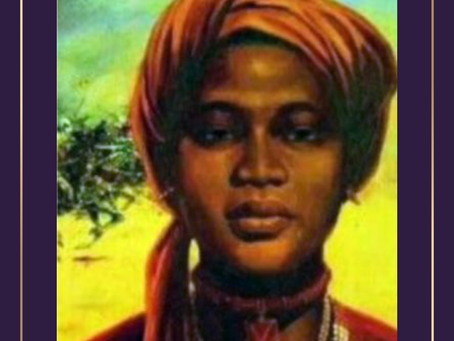 Once upon a time Sarraounia… African Queen