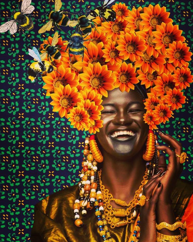 Caroline Chi Chi Chinakwe sur Kelen, promotion de l'art africain