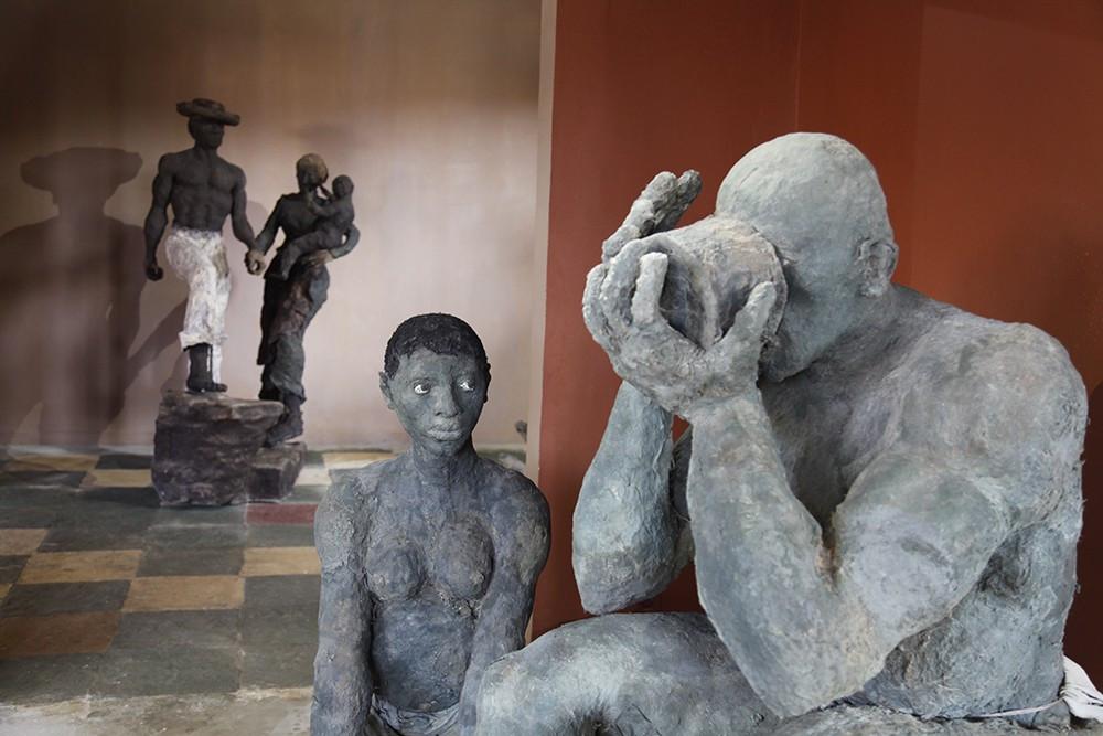 Ousmane Sow on Kelen, African art promotion