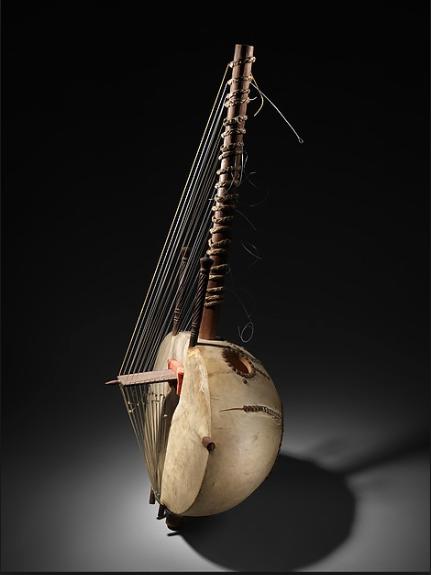 Kora, instrument de musique africain