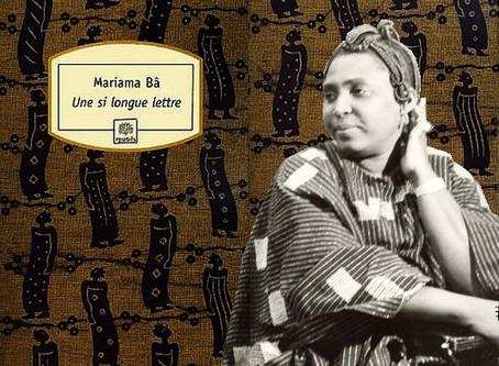 """Zoom sur un livre: """"Une si longue lettre"""", de Mariama Bâ, écrivaine sénégalaise"""
