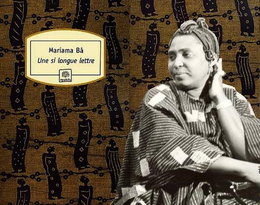 So long a letter, by Mariama Ba on Kelen, African art promotion