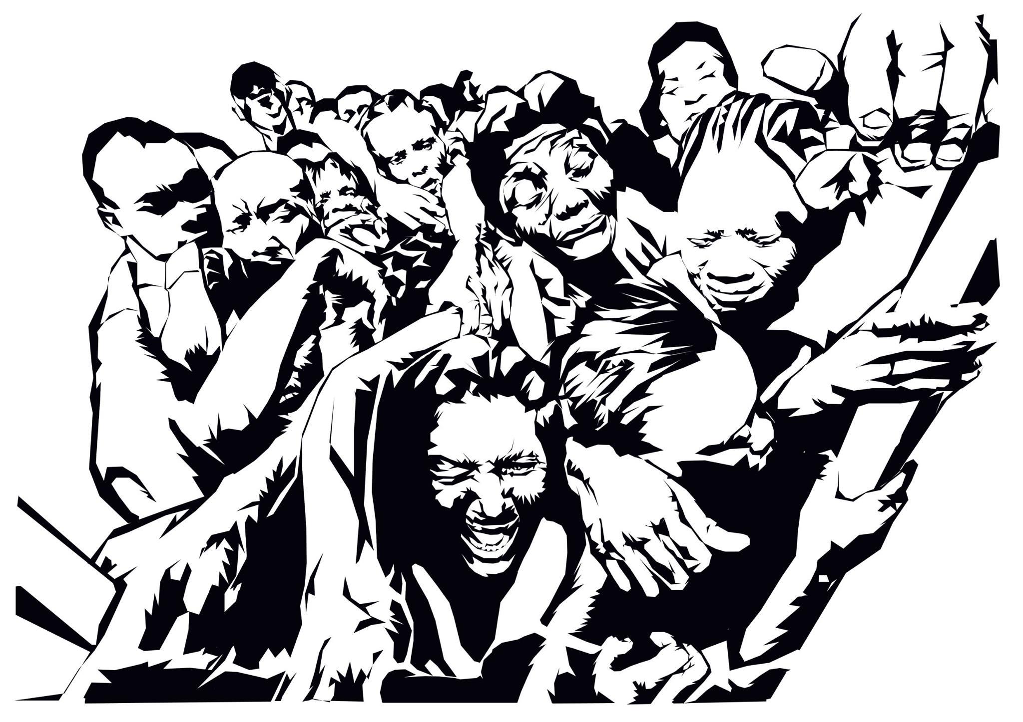 Fred Ebami artworks on Kelen