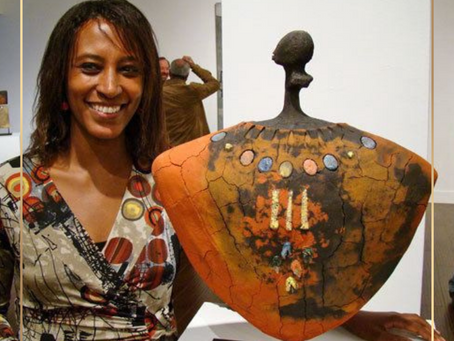 Etiyé Dimma Poulsen: 5 things to know about the ethiopian sculptor.