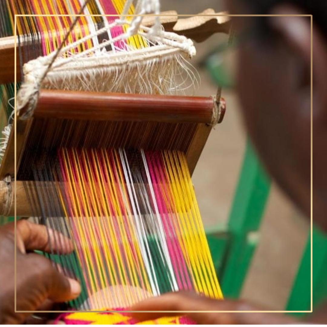 The Kenté fabric