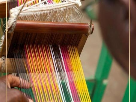 Art d'Afrique... Le tissu Kenté, d'hier à aujourd'hui