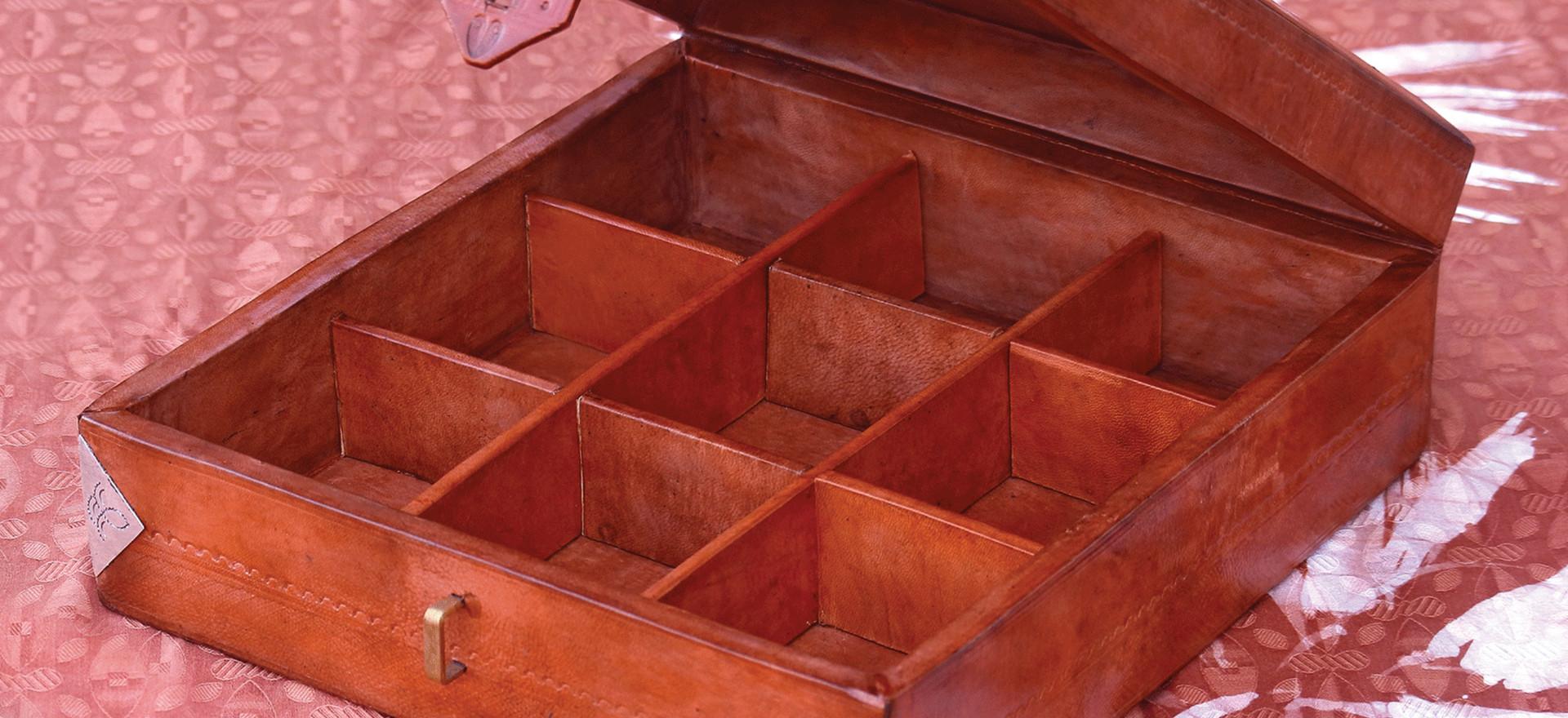 Touareg box