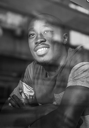 Aldi Diasse sur Kelen, African Art event manager
