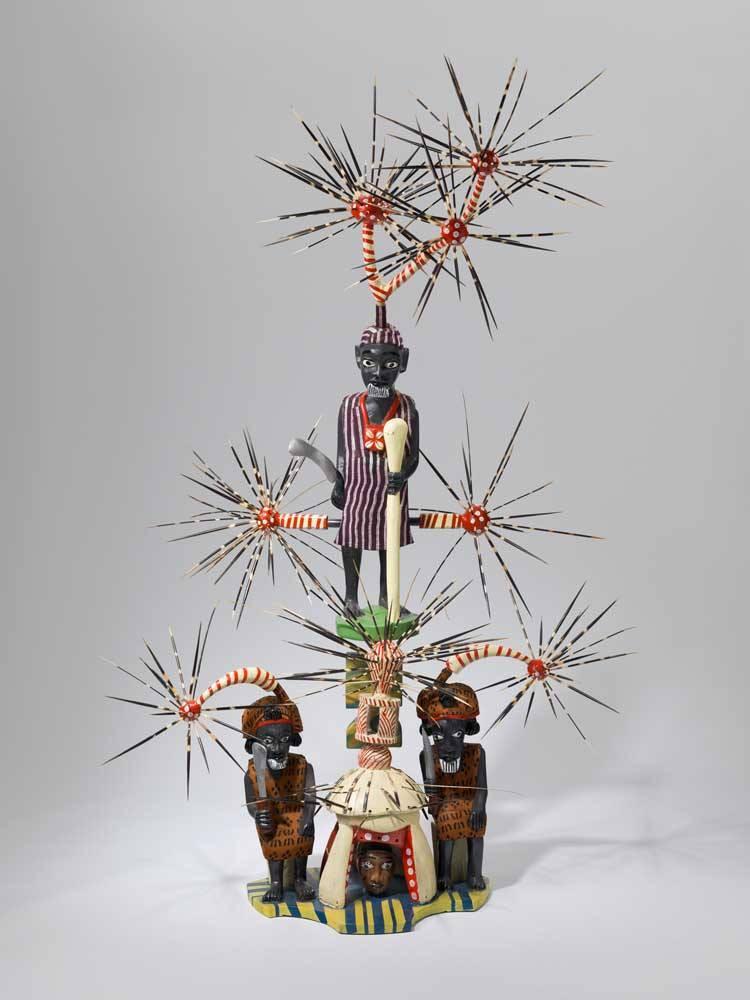 John Goba on Kelen, African art promotion