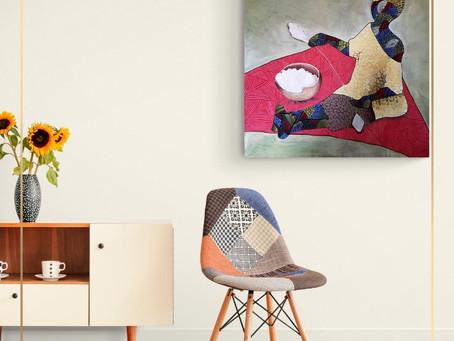 6 Bonnes raisons d'acheter de l'art.