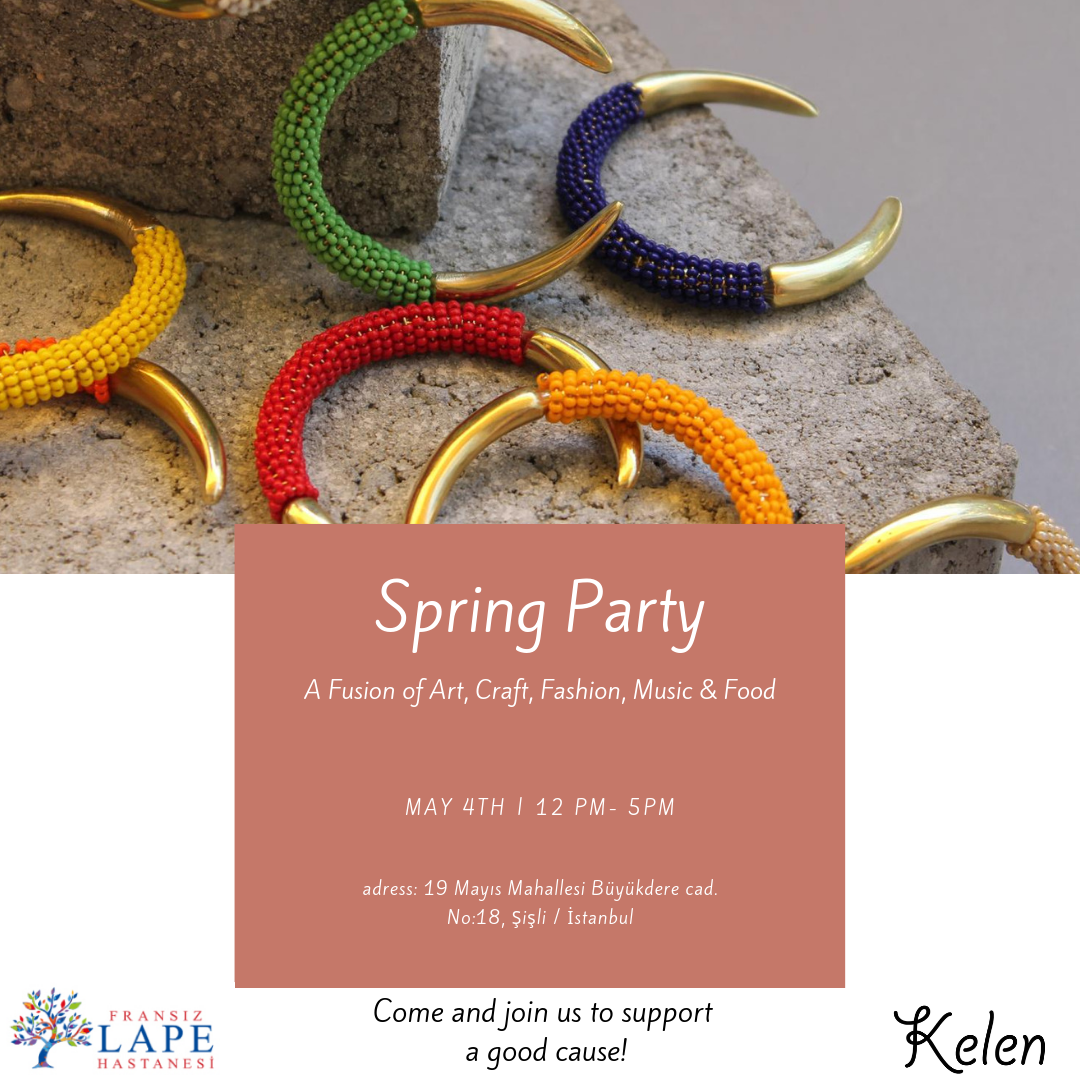 Kelen Spring Party_May 4 2019_Istanbul