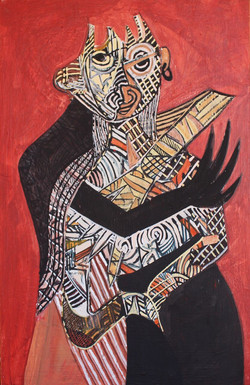 Wilfried Ouedraogo artworks on Kelen