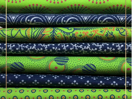 Discovering the ShweShwe, a colorful and vibrant fabric of South Africa