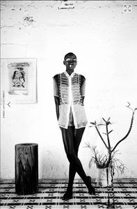 Malyka Diagana Linguereart sur Kelen, promotion de l'art africain