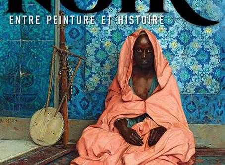 Zoom sur un livre: « Noir, entre peinture et histoire » de Naïl Ver-Ndoye et Grégoire Fauconnier