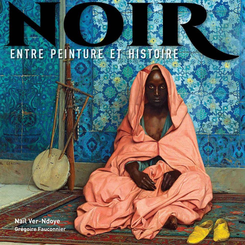 """""""Noir, entre peinture et histoire"""" sur Kelen, promotion de l'art africain"""