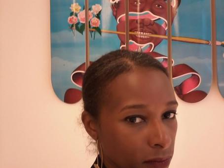 Portrait d'artistes... Zoom sur Chéri Samba