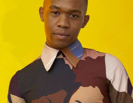 Thebe Magugu : un jeune et brillant designer sud-africain.