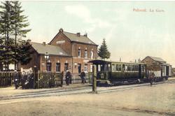 paliseul gare