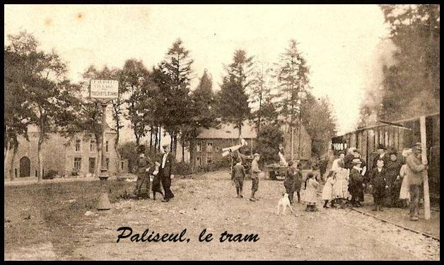 paliseul le tram