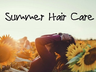 Summer Hair Care