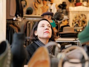 Melissa Drier - Modejournalistin