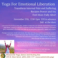 Yoga For Emotional Liberation Nov 2019.j