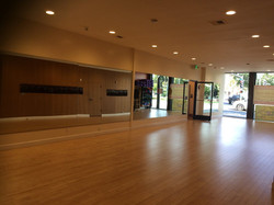 Sol Yoga and Dance room