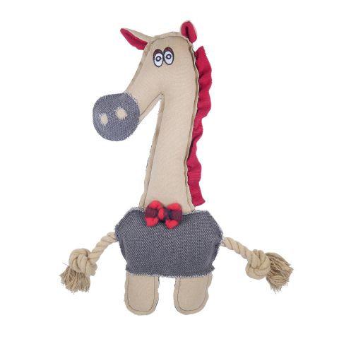 Derek The Festive Donkey Tough Toy