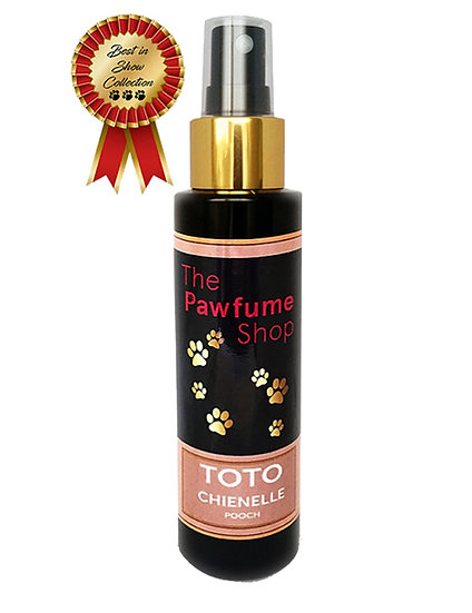 Toto Chienelle Doggy Pawfume