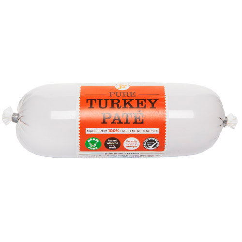 Pure Turkey Paté 80g