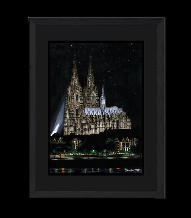 Kölner Dom, Dom, Köln, Kunst und Karneval, Köln Kunst